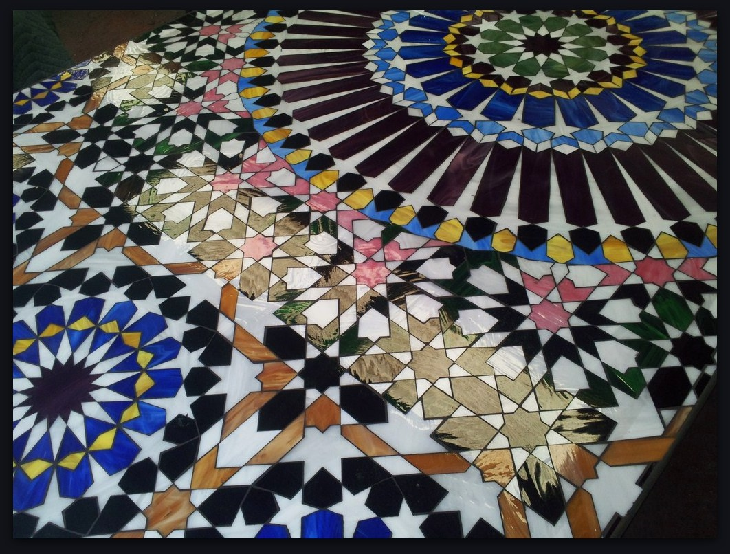 Furthur Mosaic Tables Furniture Gifts And Decor