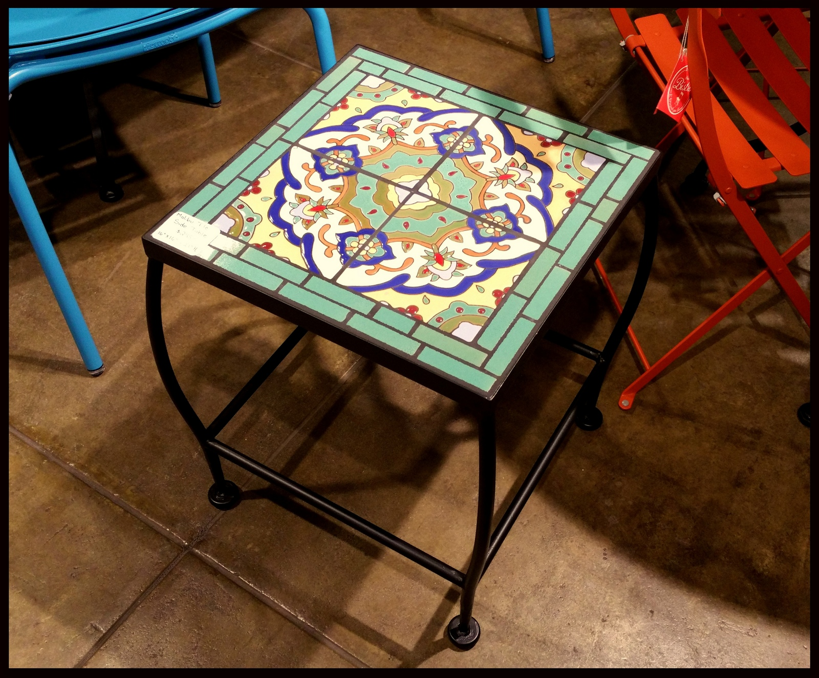 Mosaic Coffee Tables Plasma Stands Side Tables Consoles Desks