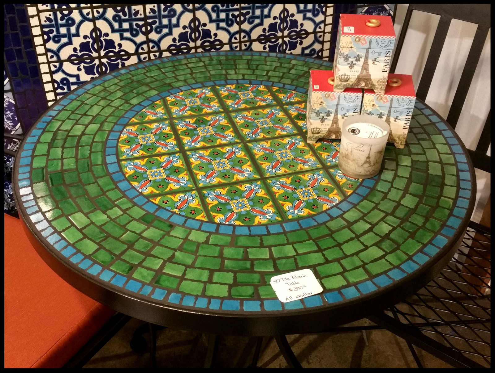 Buy online - Basics mosaic tiles patios ...